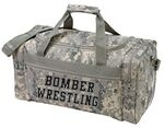 Custom Digital Camo Duffel Bag (21