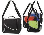 Custom On The Go Messenger Bag (13½