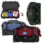 Custom Terra Rolling Duffel Bag