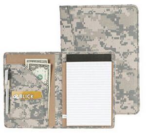 Custom Printed Camouflage Clip Folders
