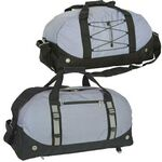 Custom Cross Trek Duffel Bag