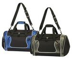 Custom Deluxe Jumbo Travel Duffel Bag