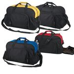 Custom Deluxe Gym Duffel Bag (21