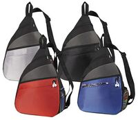 "Padded Tablet Sling Backpack (12""x17.5""x5.5"")"
