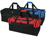 Custom Deluxe Duffel Bag (26