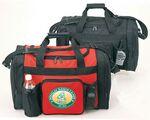 Custom Duffel Bag w/ Bottle Holder (19