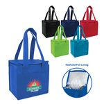 Custom Compact Snack Pack Cooler Tote