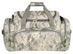 Custom Digital Camo Deluxe Duffel Bag