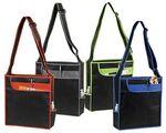 Custom Multi Pocket Messenger Shoulder Bag