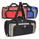 Custom Deluxe Shoe Storage Duffel Bag