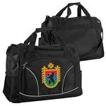Custom Sports Duffel Bag (22