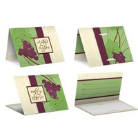 Grape Vine - PrePrinted Card Carriers