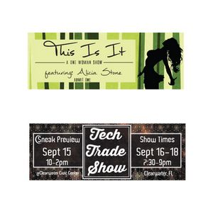 custom custom event tickets gallantgifts com
