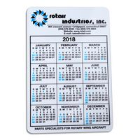 Medium PVC Calendar