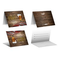 Beer - PrePrinted Card Carriers