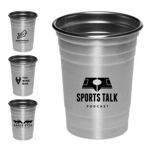 Custom Imprinted Football Sport Pint Glasses