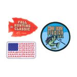 Custom Dye Sublimated Patches (3