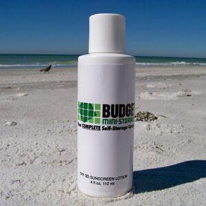 4 Oz. SPF30 Sunscreen Lotion USA Made