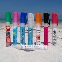 10 Ml Antibacterial Hand Sanitizer Spray Pen (Alcohol Free) USA MADE