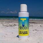 Custom 4 Oz. SPF30 100% All Natural Sunscreen Lotion USA Made