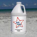 Custom 1/2 Gallon Sanitizer w/Pump USA Made