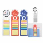 Sticky Notes w/ Bookmark & Ruler