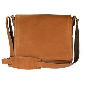 Custom Matador - Leather Messenger Bag