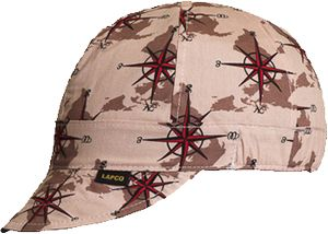 31a4da375d8 Preshrunk Cotton Welding Cap - 6 Panel  Assorted Patterns (1 Size Fits All)  - LAP-CFA - IdeaStage Promotional Products