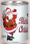 Custom Grow Can - Holiday Santa