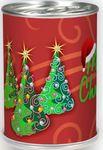 Custom Grow Can - Holiday Christmas Trees