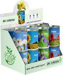 Custom Grow Can 36 PC Herbs