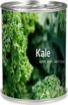 Custom Grow Can - Kale