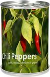 Custom Grow Can - Chili Peppers