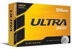 Wilson Ultra 500 Golf Balls
