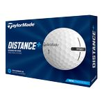 TaylorMade Distance + Golf Balls