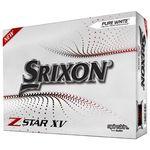 Srixon Z-Star XV 7 golf balls Available 3-15