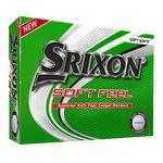 Srixon Soft Feel 12 Golf Ball Avalable 4-1