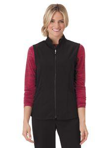 Custom Jockey Modern Fit Sporty Zip Vest