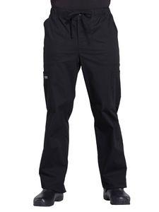 Custom Cherokee Workwear Professionals Tapered Leg Drawstring Pant