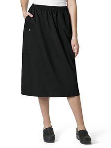 Custom WonderWink WonderWORK Cargo Skirt