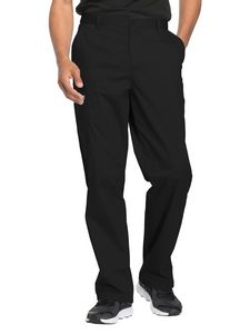 Custom Cherokee Core Stretch Fly Front Pant