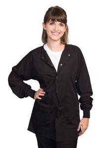 Custom LifeThreads Classic Unisex Warmup Scrub Jacket