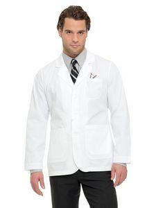 Custom Landau Essentials Men's Consultation Coat