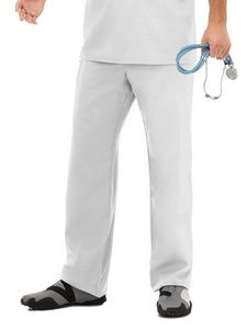 Custom White Swan Fundamentals Full Drawstring Elastic Back Pant