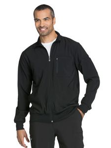 Custom Cherokee Infinity Zip Front Warm-Up Jacket