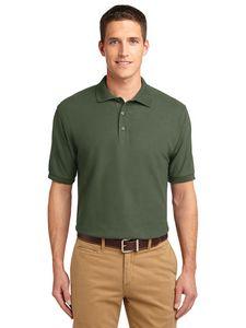Custom Port Authority Men's Silk Touch Polo
