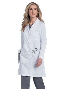 Custom Landau Essentials Women's Lab Coat
