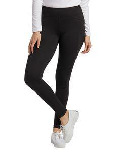 Custom White Cross Women's Ultimate Legging