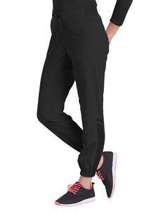 Custom White Cross Fit Women's Jogger Pant
