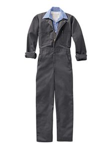 Custom Red Kap Twill Action-Back Coverall